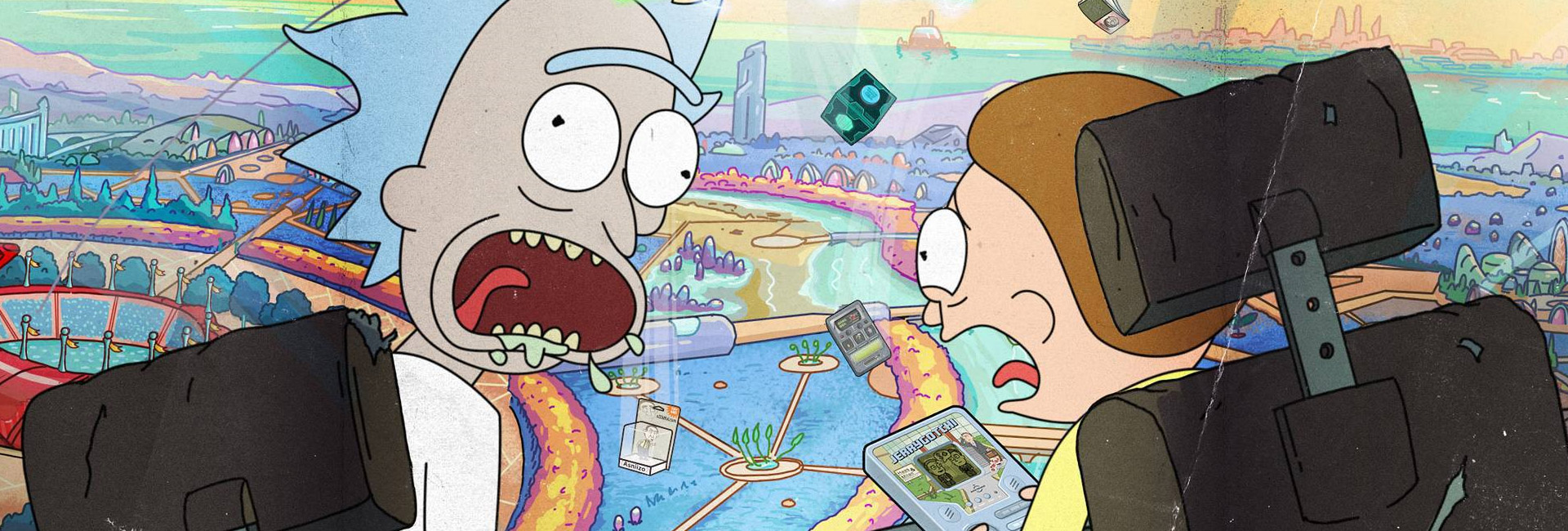 Adult Swim's Rick And Morty Rickstaverse Game Creates New Dimension on Instagram