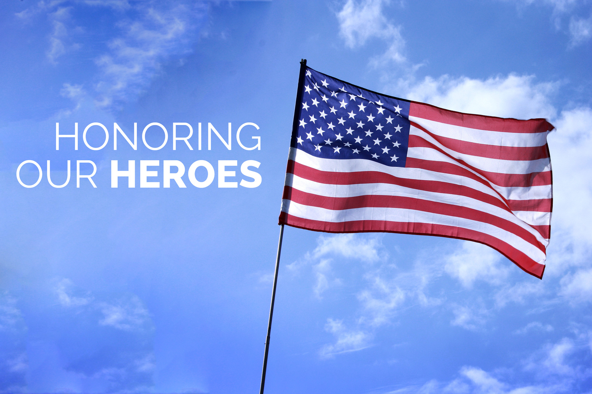 "Honoring Our Heroes - Why ""Made In America"" Matters"